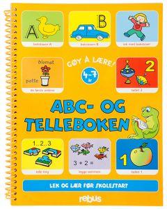 ABC og telleboken