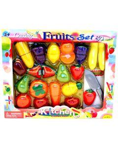 Fruktsett - 30 deler