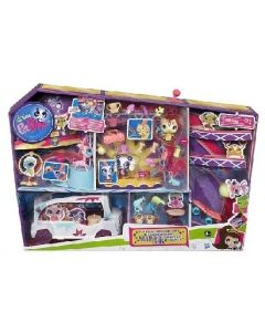 Littlest Petshop Totally Talented Stars and Limo