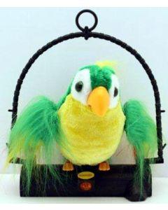 Papegøyen som snakker tilbake! assorterte farger