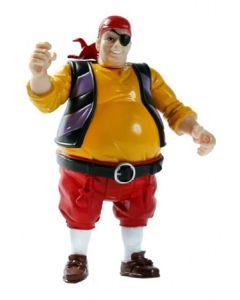 Kaptein Sabeltann Pysa figur - 11 cm