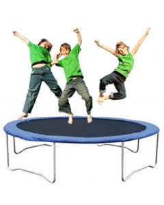 4 meter trampoline  - TUV godkjent