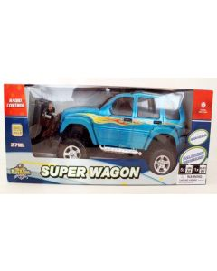 RC Super Wagon blå