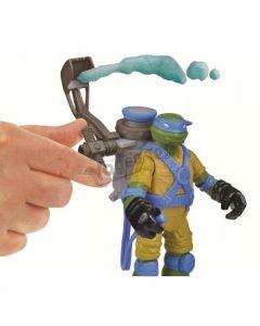 Turtles Ninja Basic Action figure - Mutage Ooze Leo12 cm
