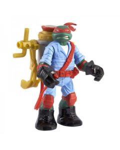 Turtles Ninja Basic Action figure - Mutage Ooze Raphael 12 cm