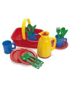 Dantoy pikniksett i plast
