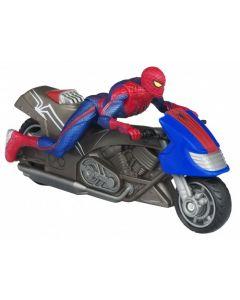 SPIDER-MAN Motorsykkel Pull Back