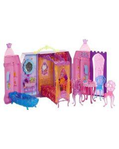 Barbie lekesett - med håndtak
