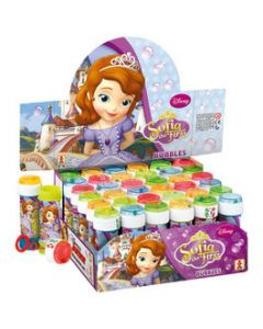 Såpebobler Disney Sofia the First - 60ml