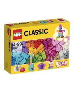 LEGO Classic 10694 Kreativt tilbehør – lyse farger