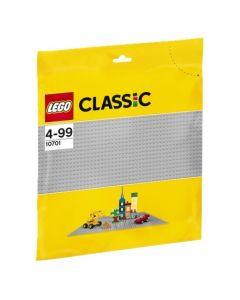 LEGO Classic 10701 Grå basisplate