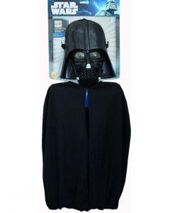 Star Wars Darth Vader maske og kappe 110cm