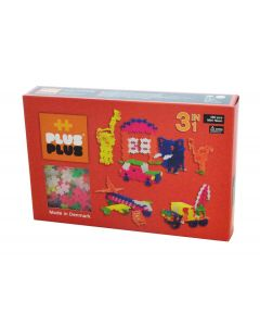 Plus Plus MINI neon 480 stk - 3in1