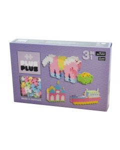Plus Plus MINI pastel 480 stk -  3in1