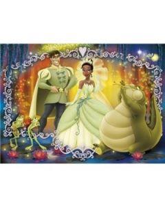 Clementoni Puslespill Prins og Prinsesse - 60 deler