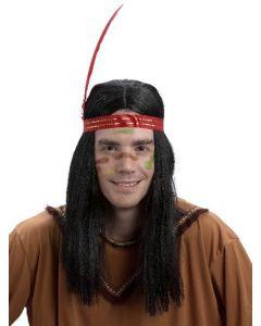 Indianerparykk