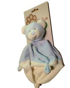 Tinka Kosefille - Blå bamse