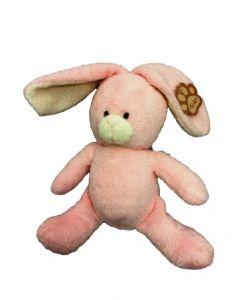 Tinka kosedyr - rosa kanin - 18 cm