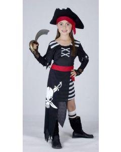 Piratjente - 130 cm