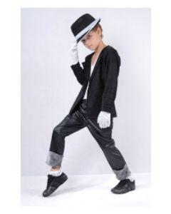 Michael Jackson-kostyme - 120 cm