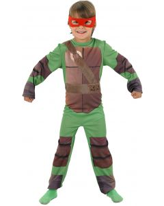 Turtles Ninja Classic kostyme 104cm