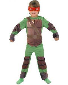 Turtles Ninja Classic kostyme 128cm