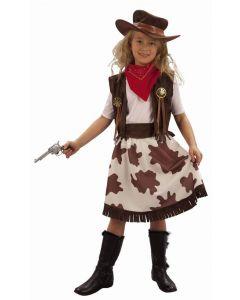Cowgirlkostyme 130-140cm