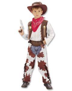 Cowboykostyme 130-140cm