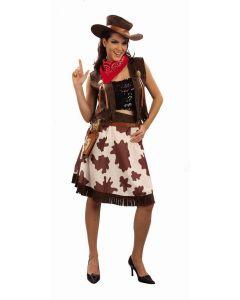Cowgirlkostyme
