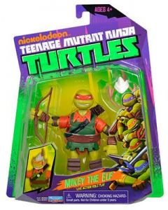 Turtles Ninja Basic Action figure - Mikey the Elf