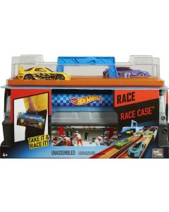 Hot Wheels Pit kit race case