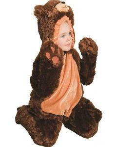 Bjørnekostyme 110 cm