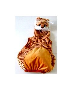 Tiger kostyme til barn 90cm