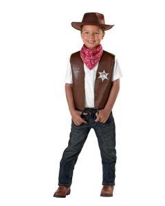 Cowboyvest - 116 cm