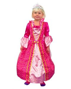 Prinsessekjole 5-7 år