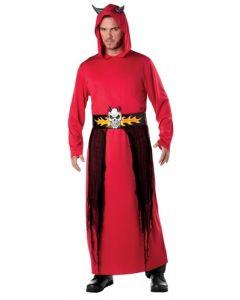 Lord of flames kostyme voksen - large