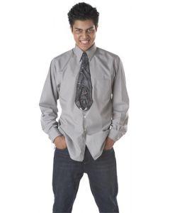 Halloween-slips - grå versjon