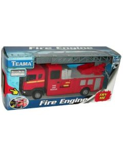 Brannbil 1:48 med brannstige