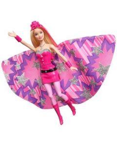 Barbie Princess Power Super Sparkle Dukke