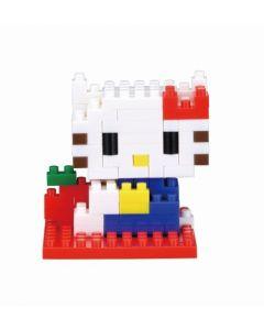 Nanoblock - mini Hello Kitty