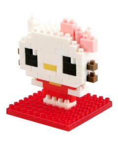 Nanoblock - mini Kawaii Hello Kitty