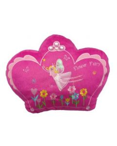 Plyspute med prinsessemotiv