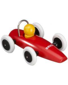 BRIO Racerbil Rød - 15 cm