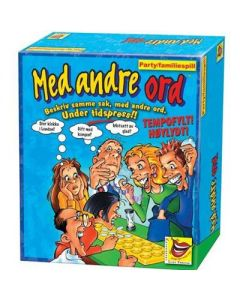 Med andre ord - familiespill