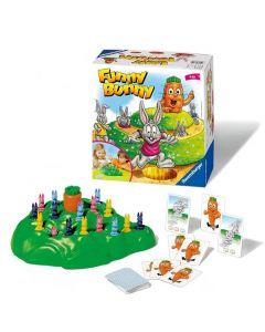 Funny bunny barnespill