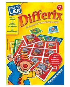 Differix lærespill