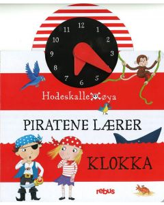 Klokkebok piratene lærer klokka