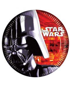 Star Wars Tallerken - 23 cm