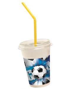 Milkshake krus fotball