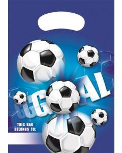 Godtepose fotball - 6 stk